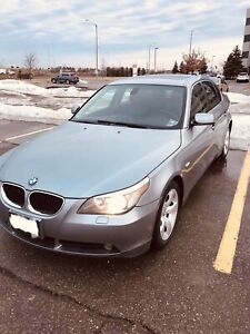 2006 BMW 525i for sale or trade