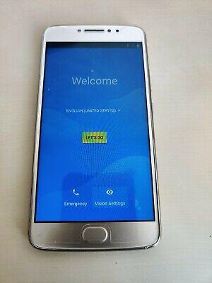 Motorola Moto E Plus 4th Generation - 16GB - Fine Gold (Unlocked) Smartphone