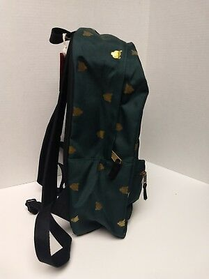 Mossimo - Women's Tiger Print Dome Backpack - Green ()