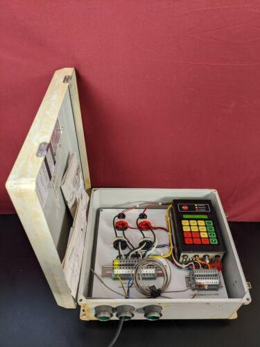 Thermon HeatChek TC 202a Temp Control & Monitoring Module TC202A-SSR30B-120-F-P3