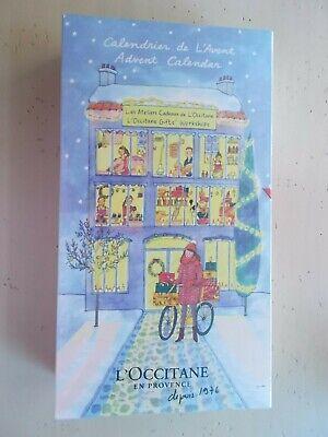 L'Occitane Calendrier de L'Avent Beauty Advent Calendar 24 Pieces NIP