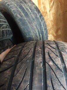 Solid 225/45/17r summer tires