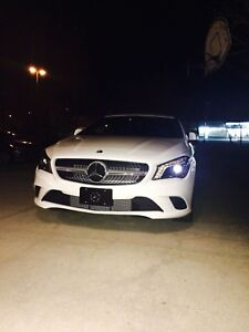 2014 Mercedes Benz 250 amg package