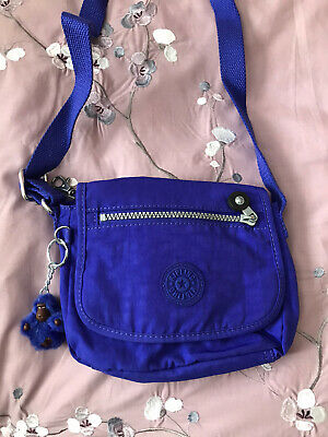 KIPLING ELECTRIC PURPLE CROSSBODY BAG NEW BNWOT