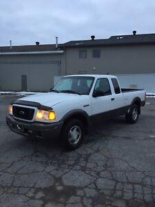 Ford Ranger 2004 V6 3.0L 2X4