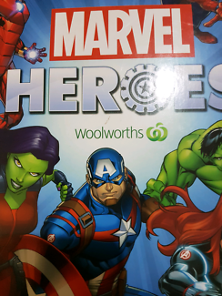 Wanted: Wanted marvel hero discs