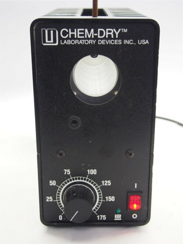 Lab Devices Chem-Dry Vacuum Drying Oven No Glass