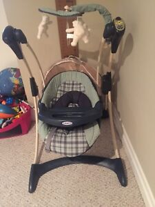Music Swing for your little one