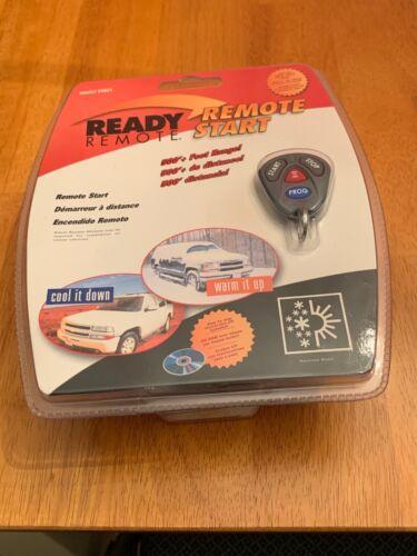 Ready  remote start New Vehicle Car starter NEW Model 24921