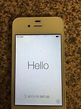 iPhone 4 32g unlocked Albion Park Shellharbour Area Preview