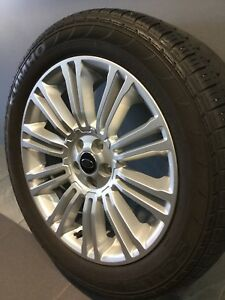 "FORD FOCUS/ MONDEO 19"" ALLOY WHEELS AND TYRES Carramar Fairfield Area Preview"