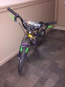 The fast and the furious edition kids bike