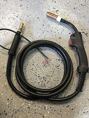 Lincoln Magnum Flex Head 100l K530-5 Replacement Mig Welding Gun Torch 100a 10