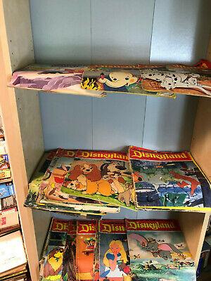 The Disneyland Magazine - The World's Best Loved Stories For Boys &