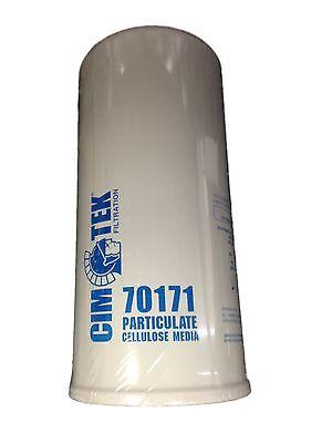 Cim-tek 70171 Particulate Cellulose Media