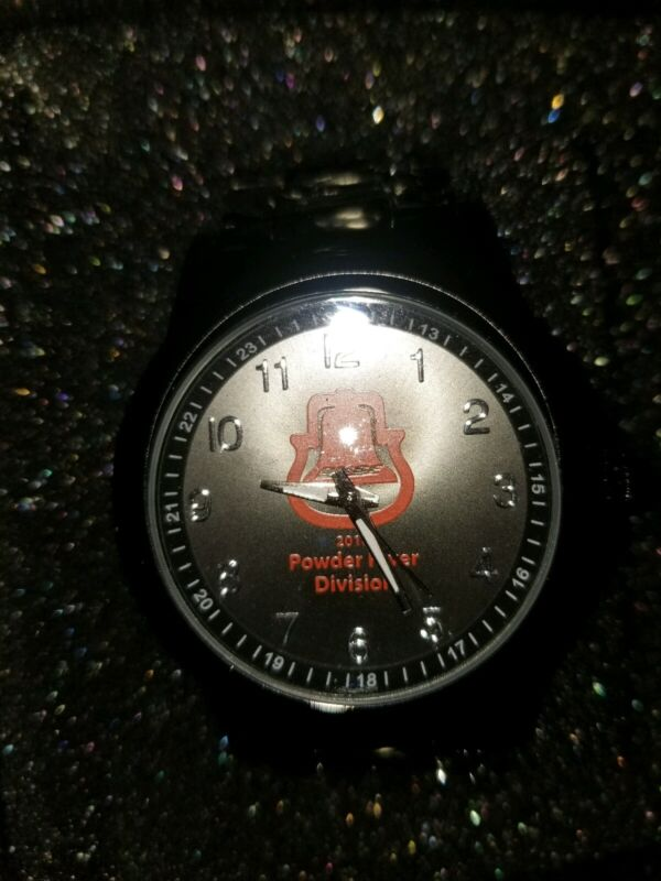 Bnsf Safety Award Watch 2019 NEW IN BOX Powder River Division