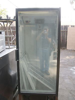 Glass Door Coolermerchandiserbev Airshelves115vcompletefree Shipping Usa
