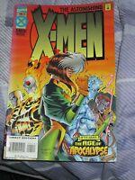 The Astonishing X-men, Comic Book, Vol. 1, No. 4, June 1995 -  - ebay.co.uk