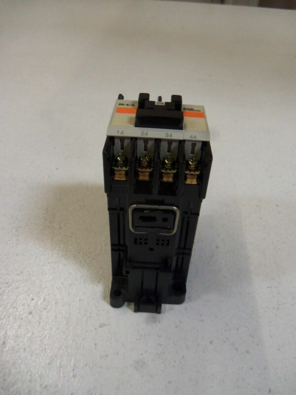 FUJI ELECTRIC CONTACTOR SH-4/G (AS PICTURED) *USED*