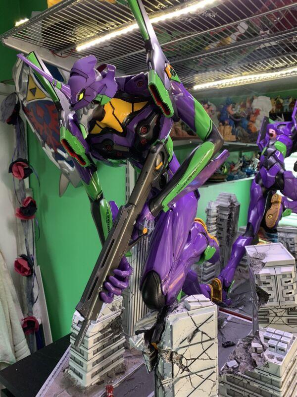 Prime 1 Eva 01 Exclusive - Evangelion Unit 01 Statue