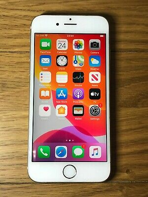 iPhone 6s, 128GB Storage, Silver, O2 Network - Grade B Quality
