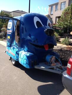 Blue Wheelers Mobile Dog Grooming Business Aberfoyle Park SA