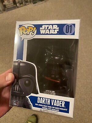 Funko Pop! Darth Vader #01 Star Wars