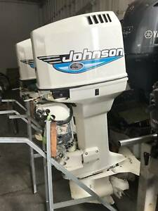 150hp Johnson outboard Southport Gold Coast City Preview