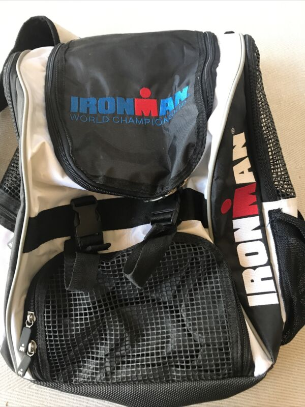 Ironman World Championship Backpack Used