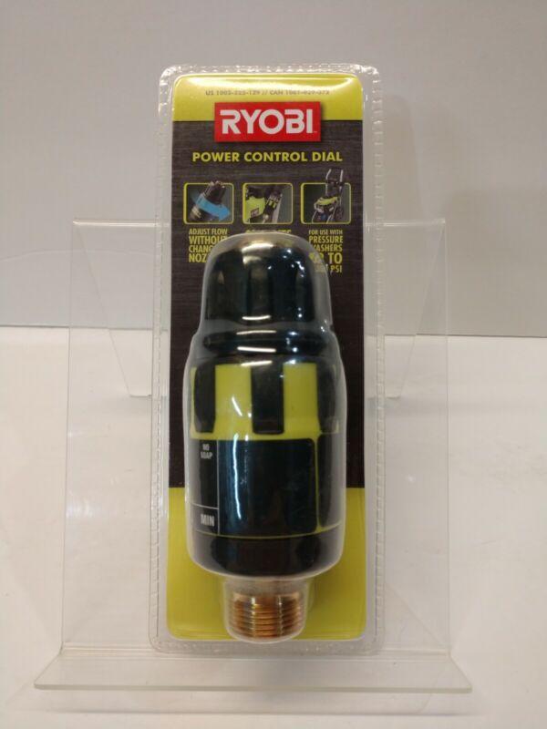 Ryobi Pressure Washer Power Control Dial 3300 Max PSI  US 1002-225-129
