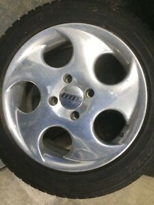 Mazda RX7 eagle alloy  wheels