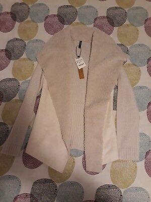 Nueva rebeca cardigan abrigo