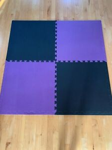 Interlocking foam mat sold PPU