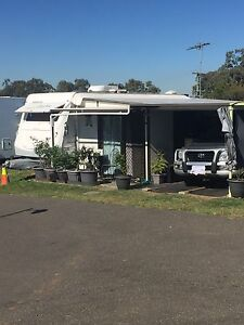 2009 24ft Jayco Sterling Caravan (Onsite or Moveable) Singleton Singleton Area Preview
