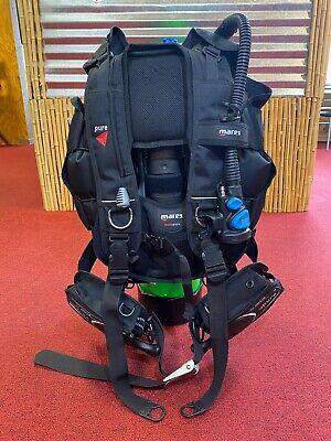 Mares Prime SMU MRS Pockets Dive Scuba Diving Men/'s BCD Buoyancy Compensator XL