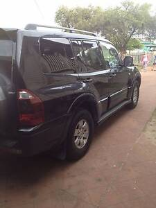 NP Mitsubishi Pajero t  diesel 01 to 06 nm and np 4m41 Redcliffe Redcliffe Area Preview