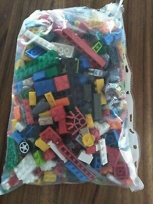 LEGO BRICKS LOT 1KG