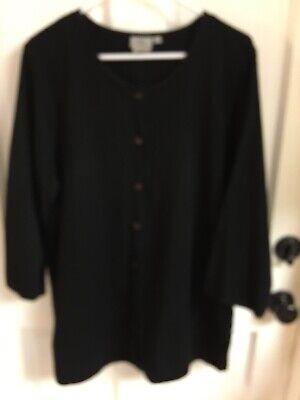Three Quarter Length Sleeve, Outer Blouse, Light Weight, Brand - Hot Cotton (50) Three Quarter Sleeve Blouse