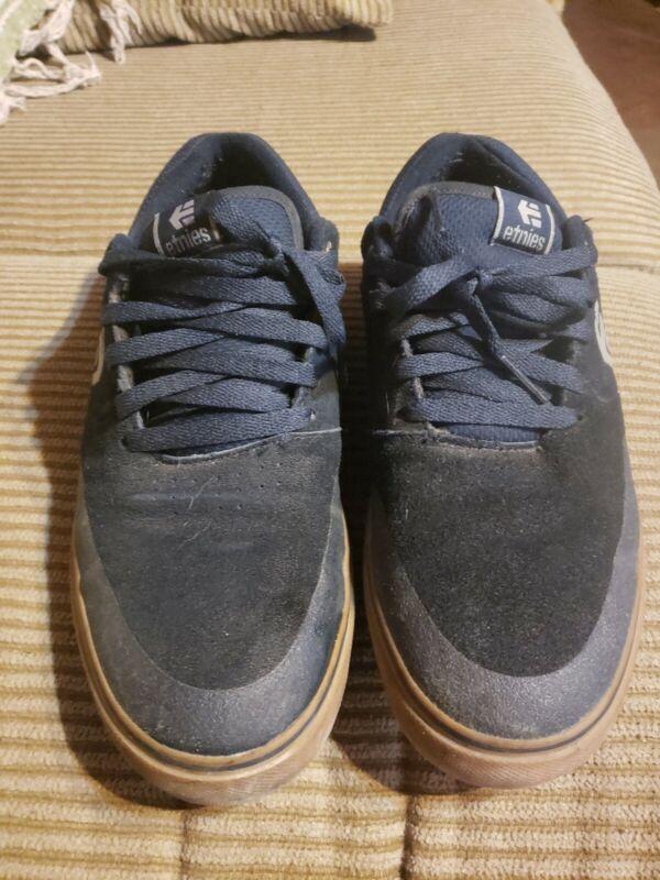 Etnies Skateboard Shoes Marana Vulc Navy/White/Gum