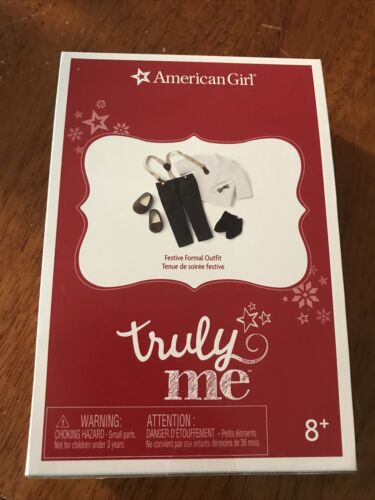NEW American Girl Truly Me Festive Formal Outfit NIB NRFB RETIRED Boy - $74.99