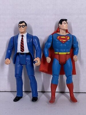 LOT Vintage Kenner DC Super Powers Collection Superman Clark Kent C9 Mail-Away