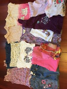 Lot of 3T Baby Girl Clothing