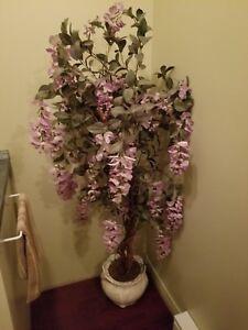 Pot de fleurs décoratif