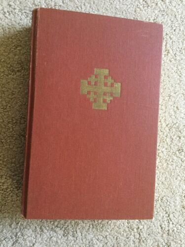 The New Testament Of The Jerusalem Bible Rare 1966 1st Edition HC Double Day  - $249.99