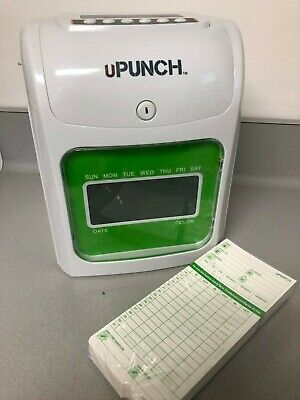 Upunch Time Attendance Terminal Hn3000 Bundle - Used