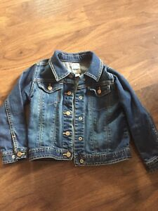 Old Navy 4T Jean jacket