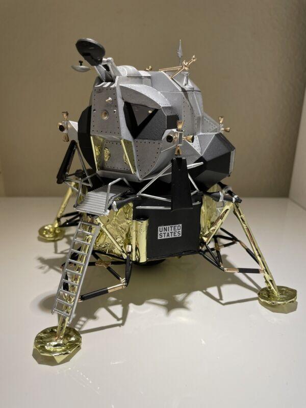 NASA Apollo LEM Lunar Module Model Moon Lander 1:48 BUILT TO ORDER
