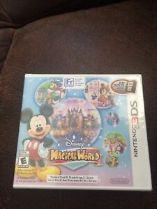 Disney magical World 3 ds game