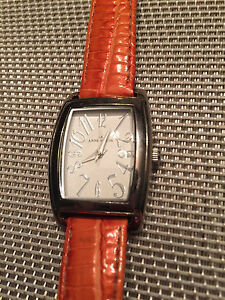 Authentic Anne Klein watch- runs perfectly.