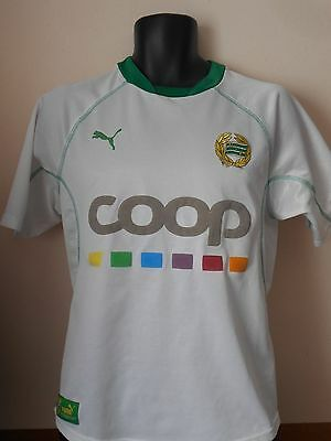 Hammarby if Away Shirt (2001) small men's  #663